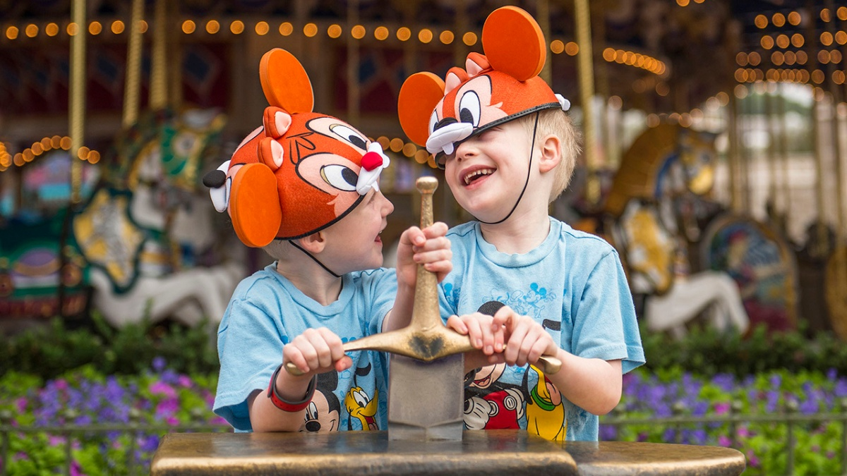 Special Kid-Inspired Summer Packages Available Now at Walt Disney World