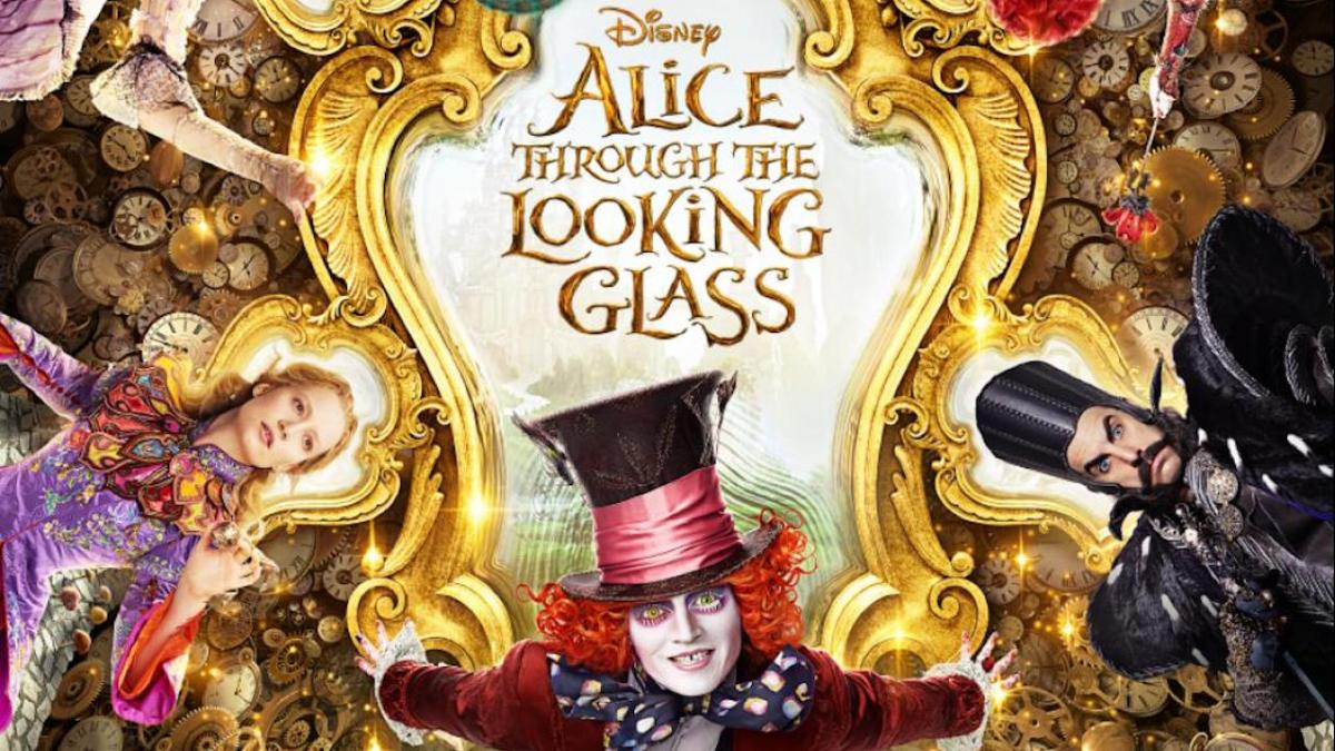 Preview Scenes from Disney's 'Alice Through the Looking Glass' for a Limited Time Starting May 6th