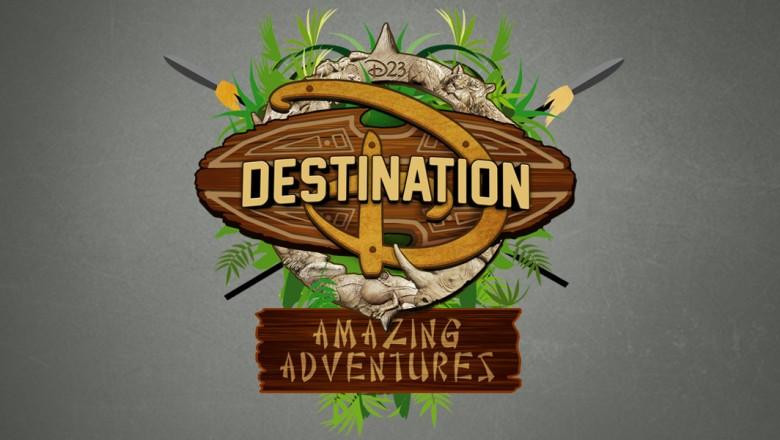 D23 Releases Schedule for Destination D: AmazingAdventures