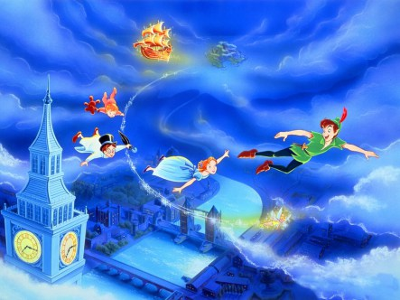 Live-Action Peter Pan Movie in theWorks