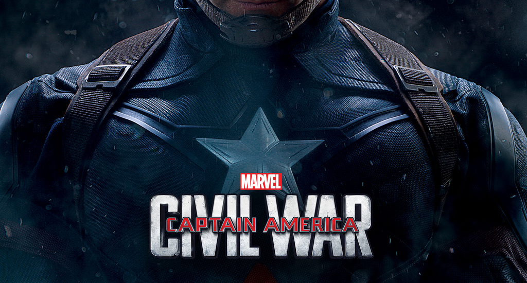 'Captain America: Civil War' Blasts Off to $180 Million Weekend