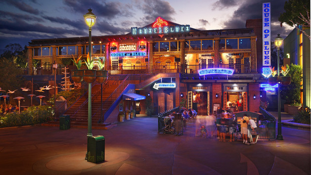 House of Blues is Leaving Disneyland Resort's Downtown Disney and is Moving to Anaheim GardenWalk