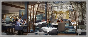 Flying Fish - Dining Area