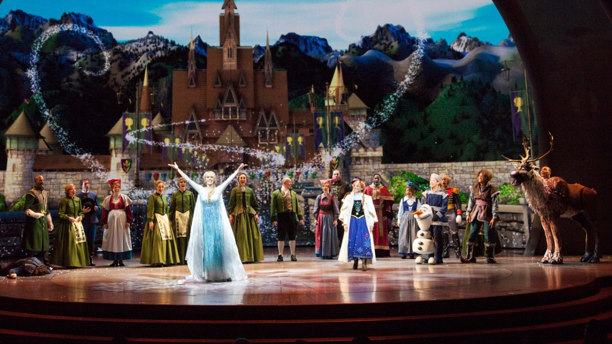 'Frozen – Live at the Hyperion' Opens Today at Disney California Adventure