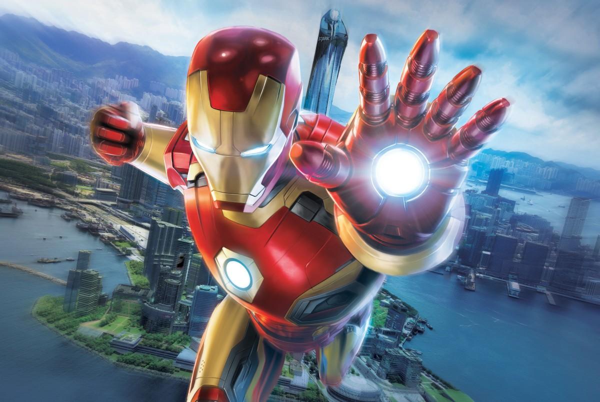 Marvel's Iron Man Experience Set to Open Late 2016 in Hong KongDisneyland