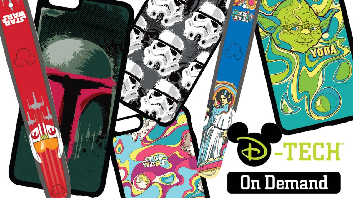 D-Tech on Demand Awakens This Summer with Limited Release Star Wars Artwork