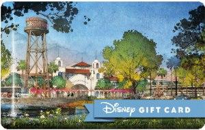Disney Gift Card - Disney Springs