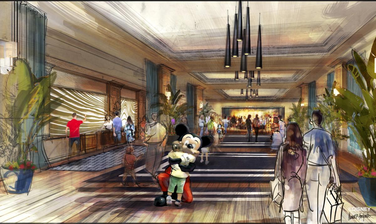 Disneyland Resort Plans to Build LuxuryHotel