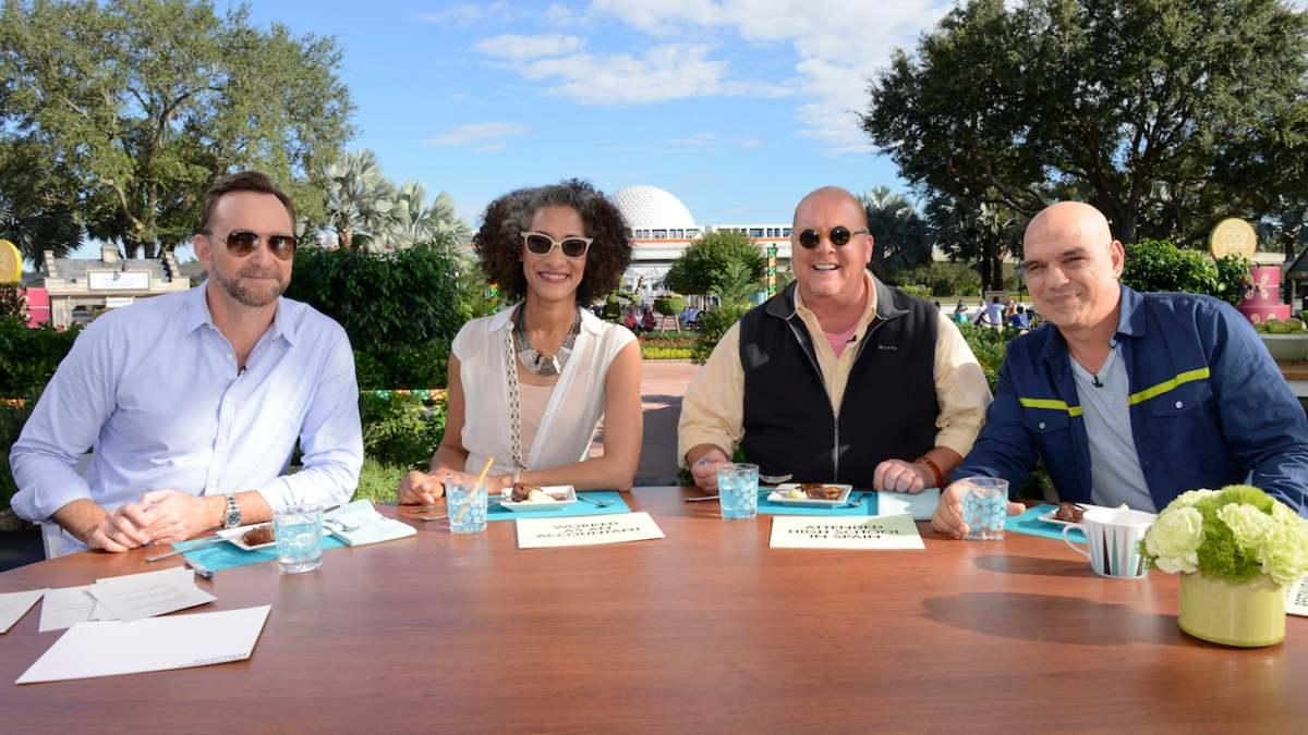 ABC's 'The Chew' Back for 21st Epcot International Food & Wine Festival