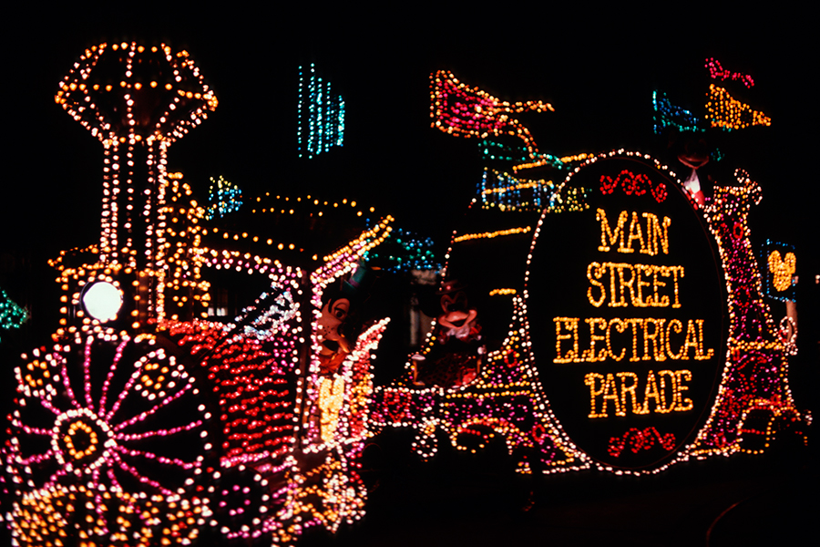 Disneyland Releases Commercial for the Returning Main Street Electrical Parade