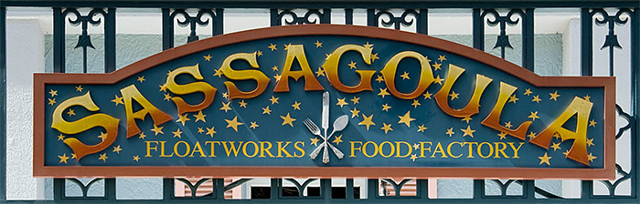 Port Orleans French Quarter's Sassagoula Floatworks and Food Factory Closing for Lengthy Refurbishment