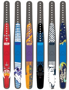 Star Wars Magic Bands 1