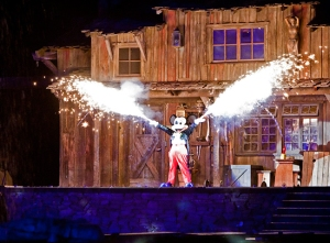 DL Rivers of America Fantasmic