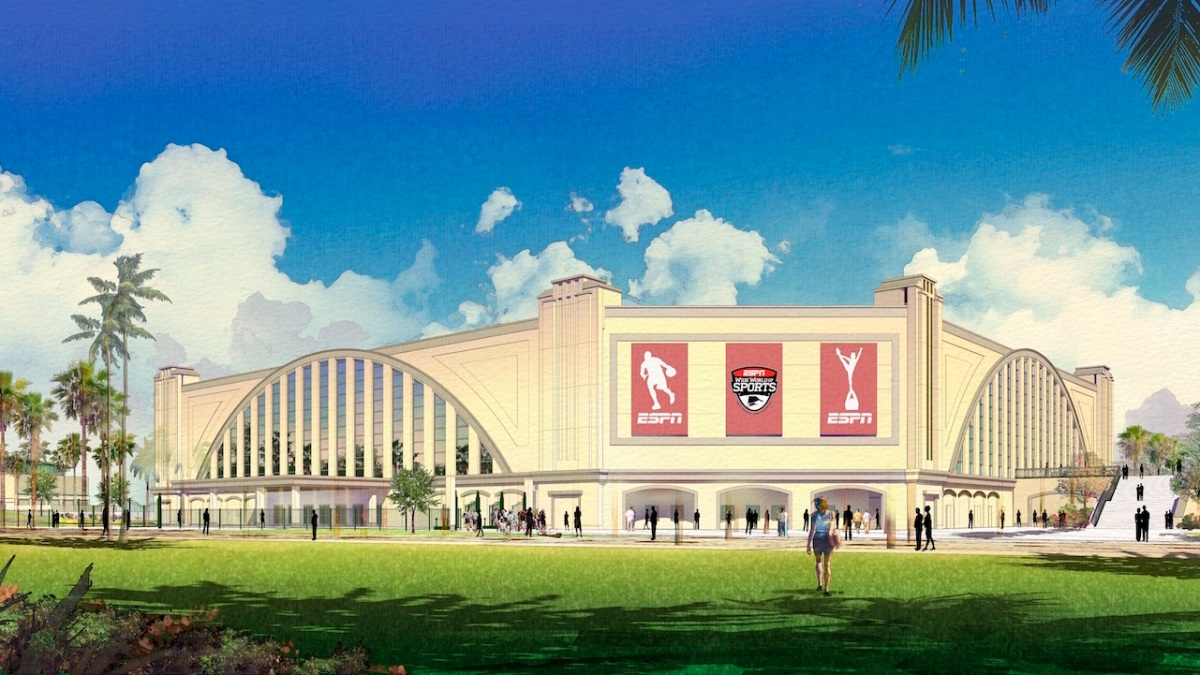 ESPN Wide World of Sports Complex To Become New Epicenter of Cheer andDance