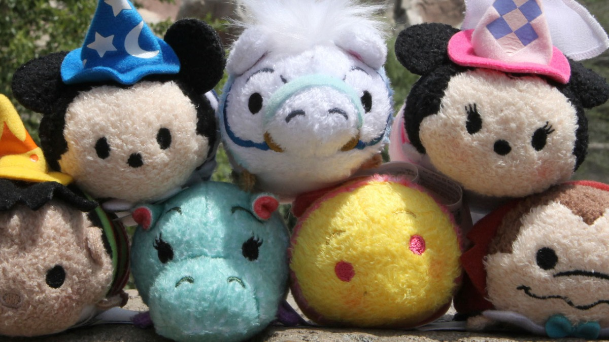 Fantasyland-Themed Disney Tsum Tsum Coming to Disney Parks on July 22nd