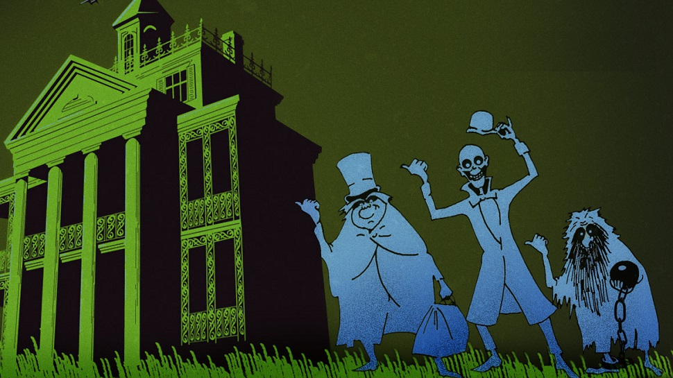 Disney Introduces 'Tales of the Haunted Mansion' Book Series