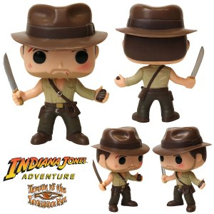 Indy Funko Pop Attraction