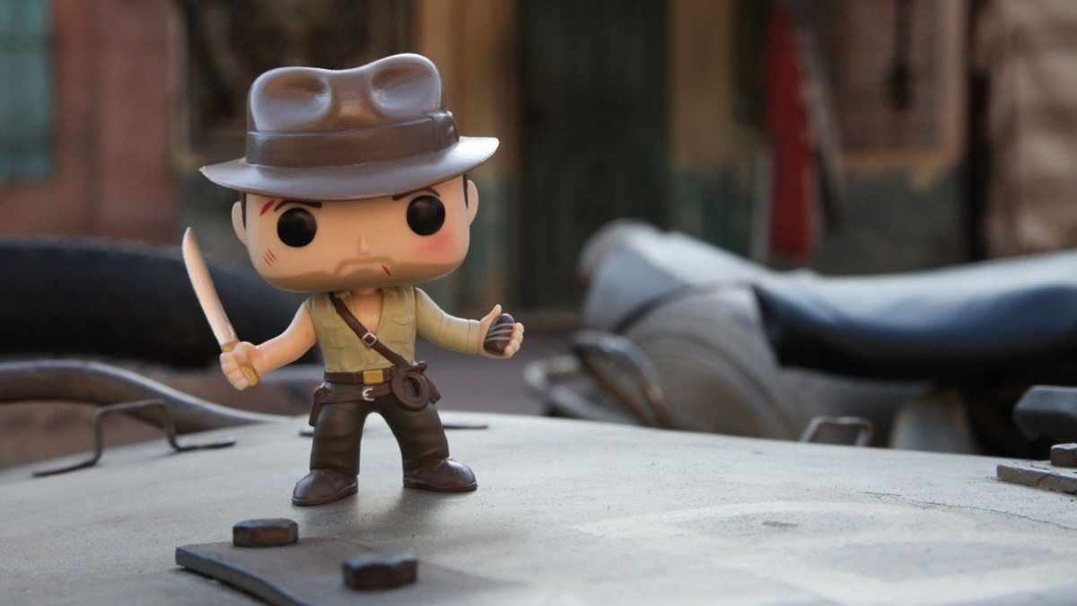 Indiana Jones Funko Pop! Figure Coming to Disney Parks on July 22nd