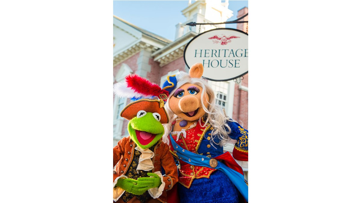 The Muppets Are Coming to Walt Disney World Resort This Fall in an All-NewShow