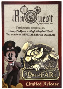 Pinquest Pin