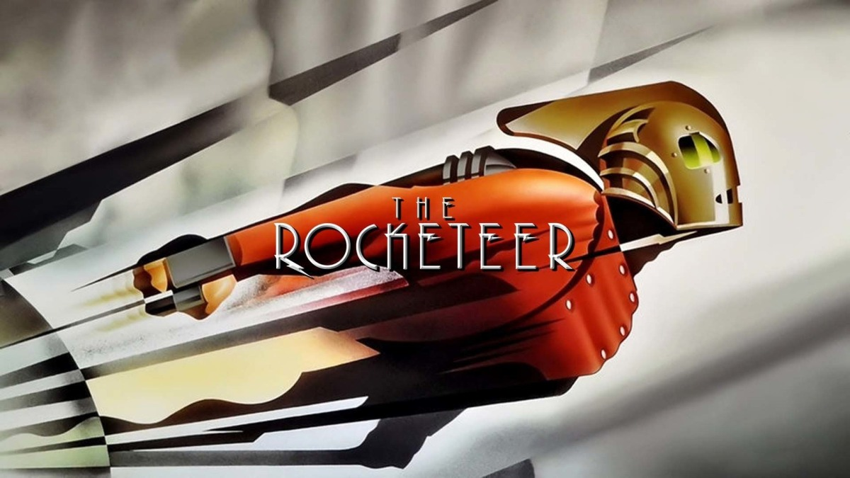 Disney Reportedly Working on Reboot of 'The Rocketeer'