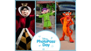 Disney Photopass Day!