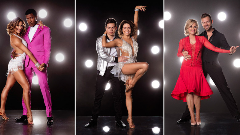 ABC Announces Dancing with the Stars Cast for Season23