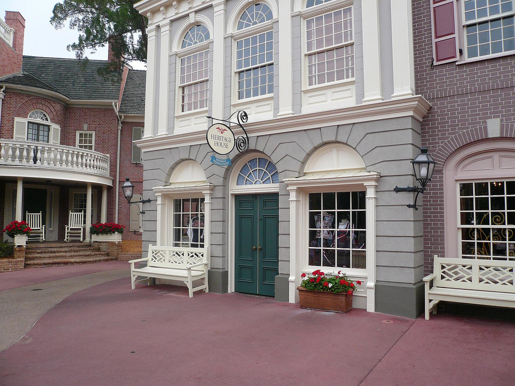 Magic Kingdom's Heritage House to Host Limited Time Belle Meet and Greet