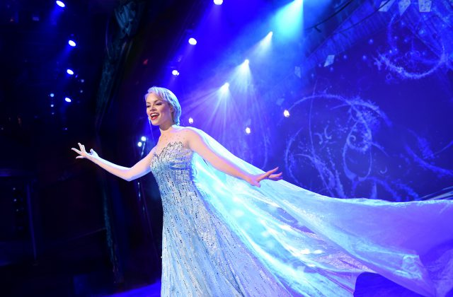 """Frozen, A Musical Spectacular"" Takes the Stage Aboard Disney Cruise Line"