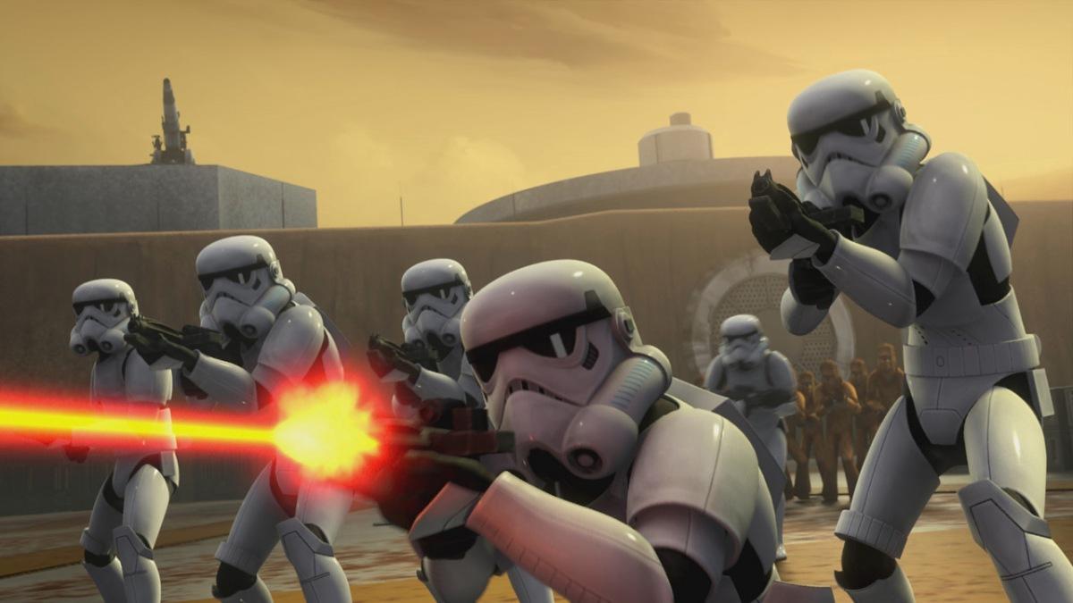 'Star Wars Rebels' Renewed For Season 4 By DisneyXD