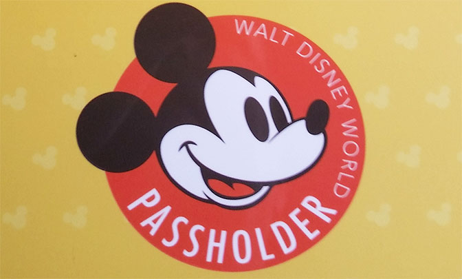 Walt Disney World Annual Passholders Will Be Able to Make Theme Park Reservations for 3 Days Beginning July 26th