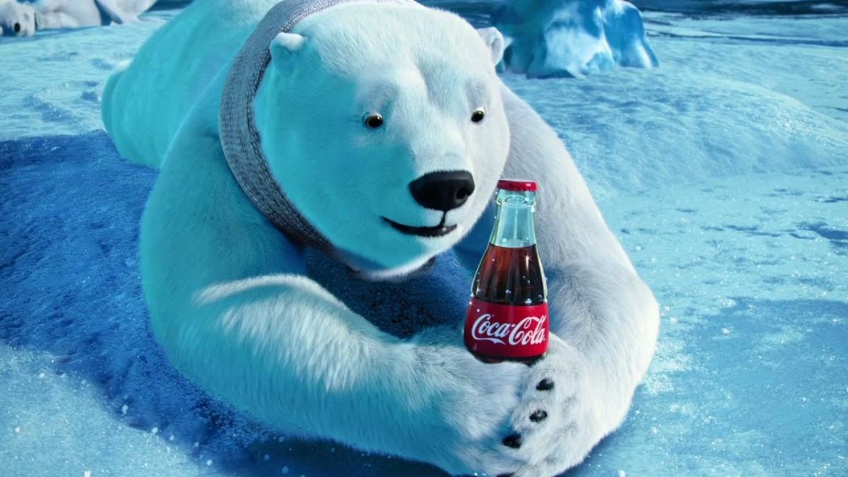 Coca-Cola Polar Bear Will Debut Soon at DisneySprings