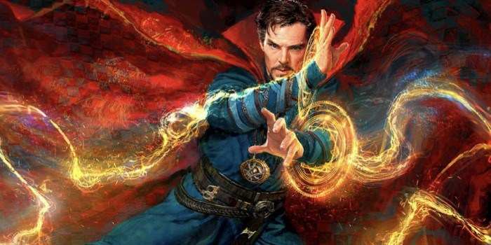 Disney Cruise Line Announces Powerful New Doctor Strange Show for Marvel Day at Sea