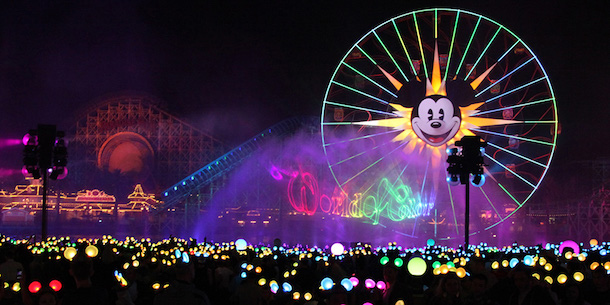 World of Color Returning to Disney California Adventure