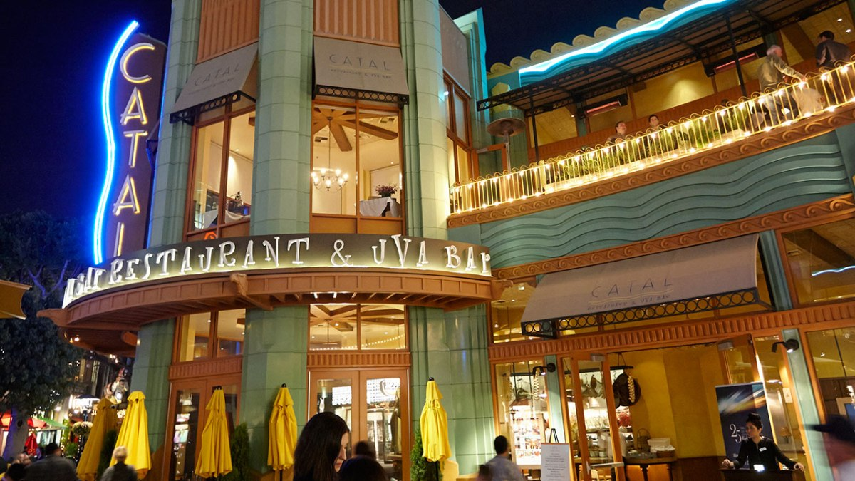 Catal Restaurant in Downtown Disney at the Disneyland Resort Welcomes New ExecutiveChef