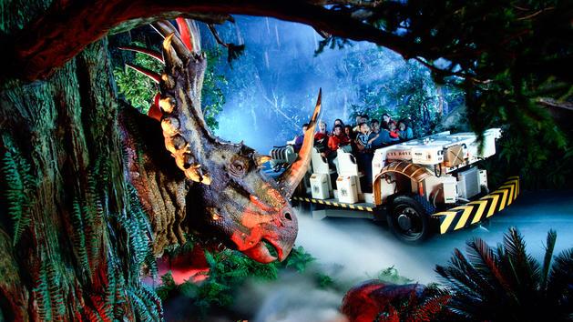 Dinosaur Attraction Refurbishment ExtendedAgain