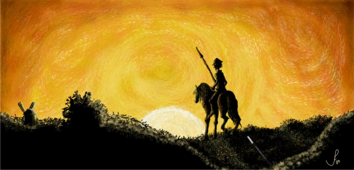 Disney Developing a Don QuixoteMovie