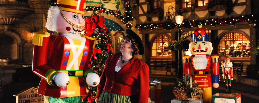 Epcot's Holidays Around the World Will Offer Seasonal Food andDrink