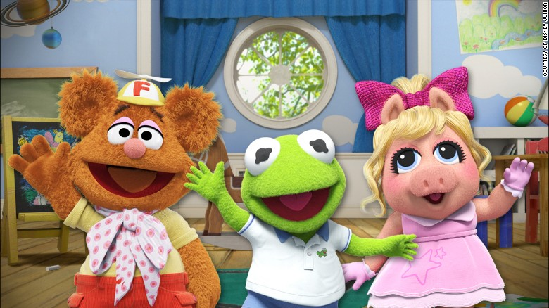 Disney is Bringing Back 'MuppetBabies'