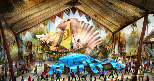 Hong Kong Disneyland Announces Plan for Multi-Year Expansion With New Attractions andEntertainment