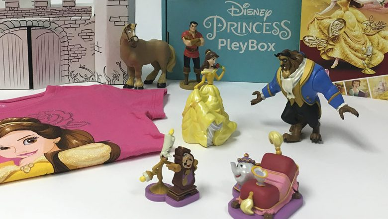 Step into Your Favorite Disney Story with Disney Princess PleyBox – Exclusively for D23 Members