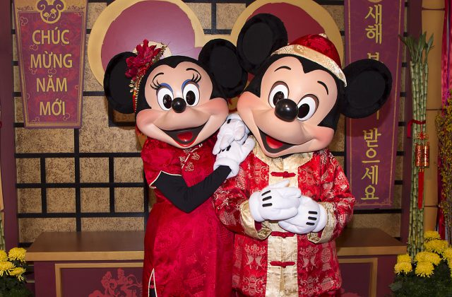 Disneyland Resort Expands Lunar New Year Celebration to 17 Days