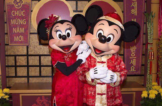 Disneyland Resort Expands Lunar New Year Celebration to 17Days