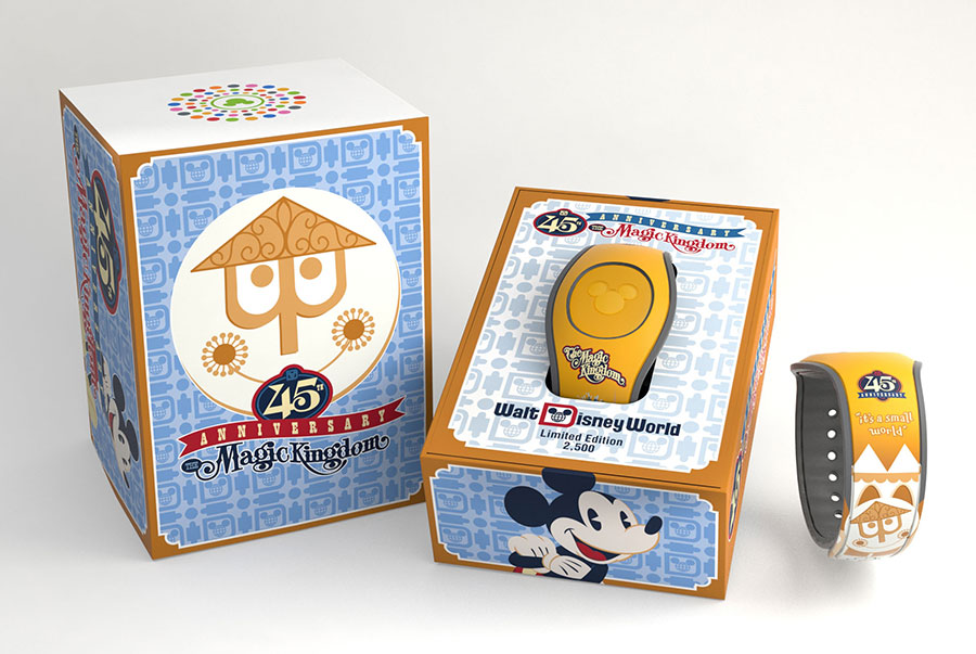 New Retail MagicBand 2 and MagicKeepers Coming to Walt Disney World