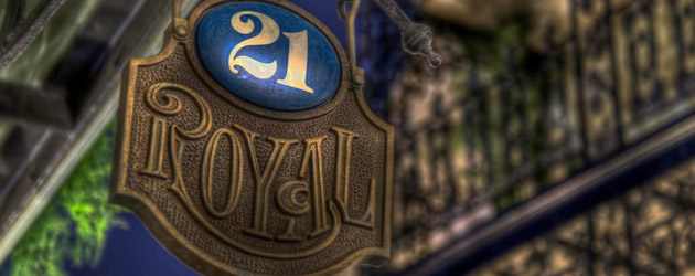 Disneyland Introduces New Fine Dining Experience, 21 Royal