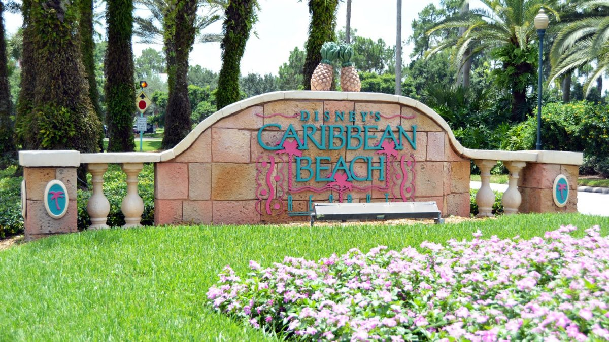 Walt Disney World Files Plans for Expansion of Disney's Caribbean Beach Resort