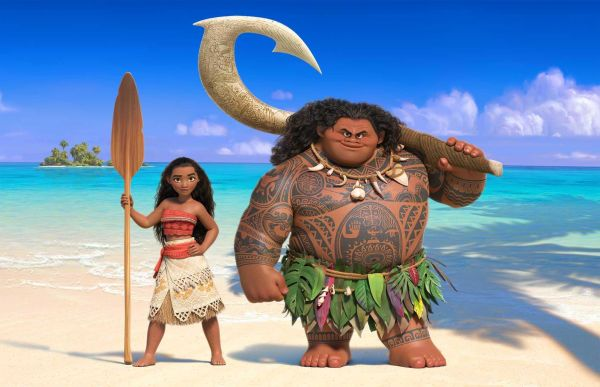 Sing-Along Version of Disney's MOANA Sails into Theaters January 27th