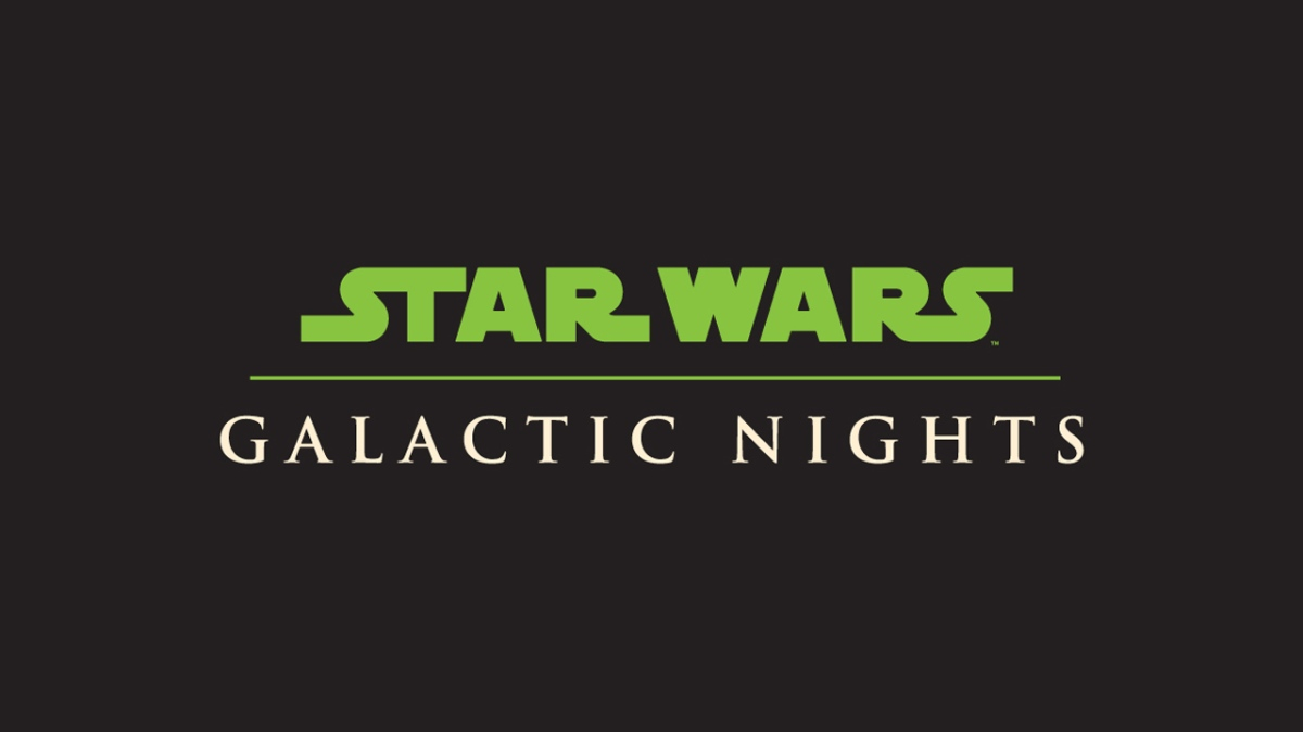 Walt Disney World Announces More Details About Star Wars: Galactic Nights