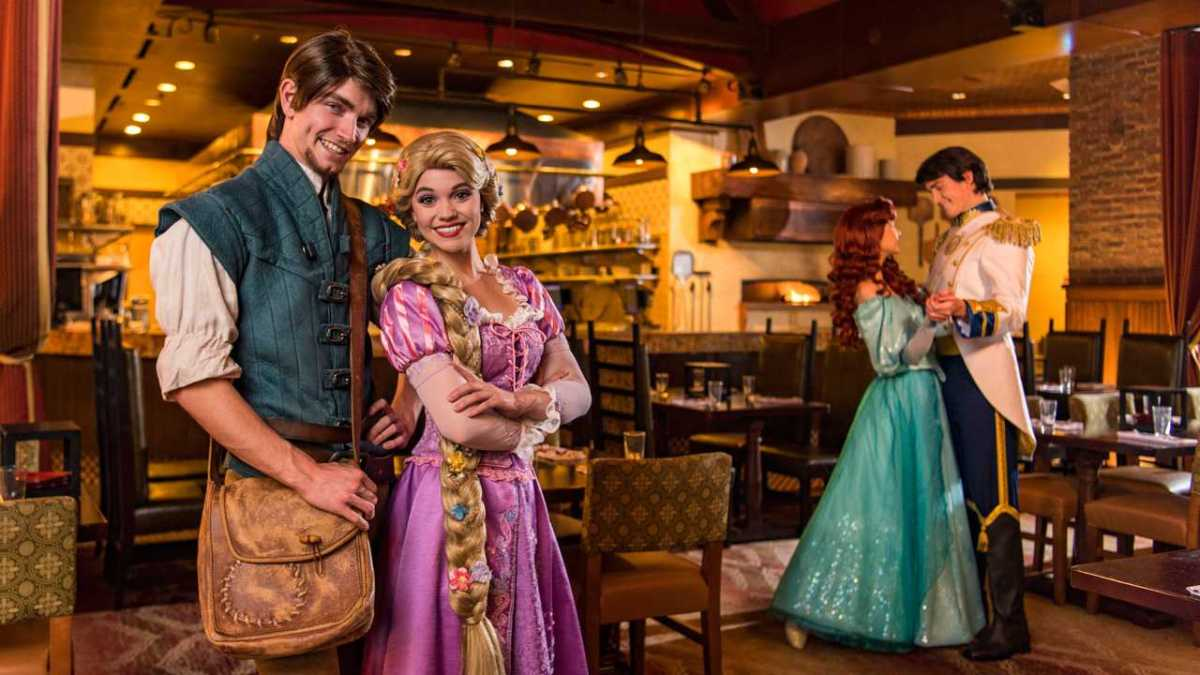 Walt Disney World Announces Menu for Bon Voyage Breakfast at Disney's BoardWalk, Reservations Now Open