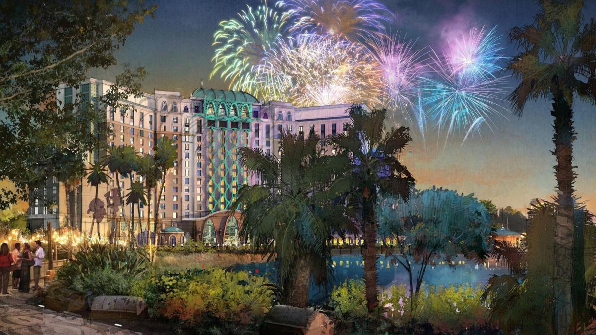 Walt Disney World Announces Expansion of Coronado Springs, Caribbean Beach Resorts